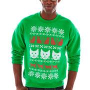 Kitthey Fleece Sweatshirt