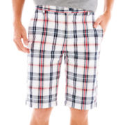 i jeans by Buffalo Fredd Plaid Shorts