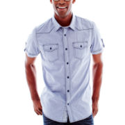 i jeans by Buffalo Malder Short-Sleeve Woven Shirt