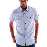 i jeans by Buffalo Malder Short-Sleeve Woven Shirt