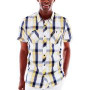 i jeans by Buffalo Munrow Short-Sleeve Woven Shirt