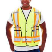 Work King Surveyor Vest – Big & Tall