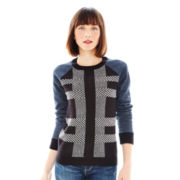 Joe Fresh™ Checkered Sweater