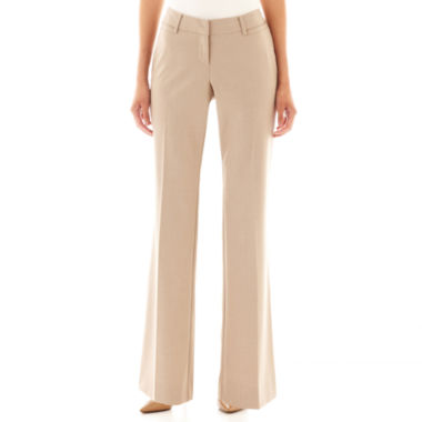 jcpenney.com | Worthington® Curvy Fit Pants - Petite