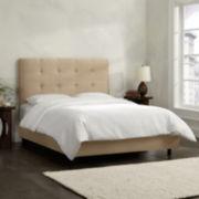 Kristen II Upholstered Bed