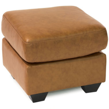 jcpenney.com | Leather Possibilities Ottoman