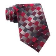Van Heusen® Geos Silk Tie – Extra Long
