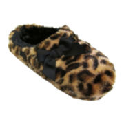 Mixit™ Plush Clog Slippers