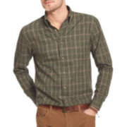 Arrow® Long-Sleeve Heritage Twill Woven Shirt