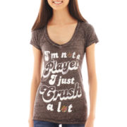 Fifth Sun Short-Sleeve Candy Crush Graphic Tee