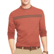 Arrow® Sueded Long-Sleeve Doubler Tee
