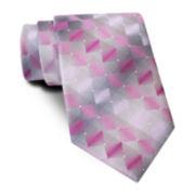 Van Heusen® Tonal Checkerboard Tie