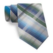 Van Heusen® Shaded Plaid Tie