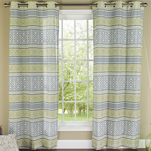 Padova 2-Pack Grommet-Top Curtain Panels