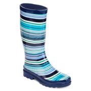 143 Girl Raffle Rain Boots