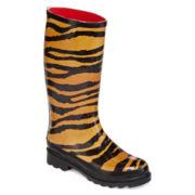 143 Girl Raisin Rain Boots