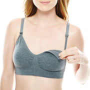 Spencer 2-pk. Seamless Wireless Nursing Bras