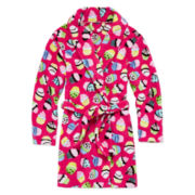 Sleep On It Fleece Cupcake Robe - Girls 7-16