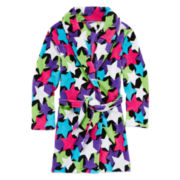 Sleep On It Fleece Star Robe - Girls 7-16