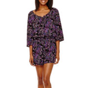 Arizona Bell-Sleeve Romper