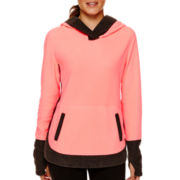 Xersion™ Crossover Polar Fleece Hoodie