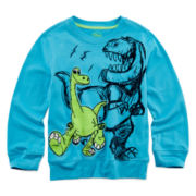 Disney Collection The Good Dinosaur Long-Sleeve Tee - Boys 2-10