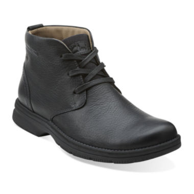 jcpenney.com | Clarks® Senner Ave Mens Leather Boots
