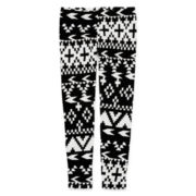 Arizona Holiday Leggings - Preschool Girls 4-6x