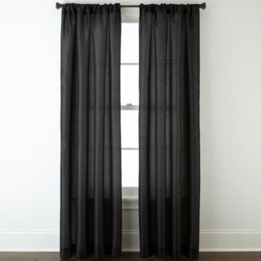 jcpenney.com | Studio™ Mercer Rod-Pocket/Back-Tab Curtain Panel