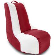 2-Color Bean Bag Chair