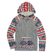 Arizona Nordic Hoodie - Girls 7-16 and Plus