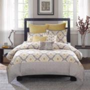 INK+IVY Ankara 3-pc. Comforter Set