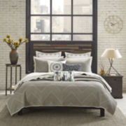 INK+IVY Pomona 3-pc. Coverlet Set