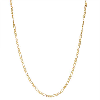 jcpenney.com | 14K Gold Over Silver 15 Inch Chain Necklace