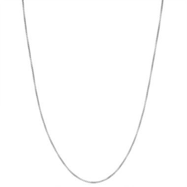 jcpenney.com | Children's Sterling Silver 15 Inch Box Chain Necklace