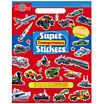 Super Transportation Stickers Activity Book