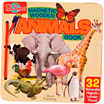Animals Wooden Magnetic Activity Book