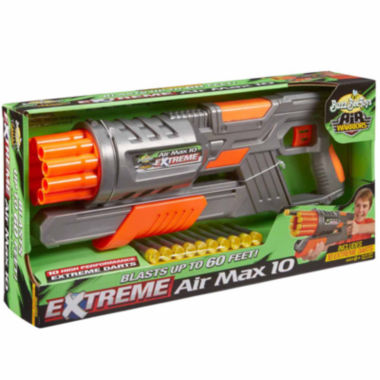 jcpenney.com | Buzz Bee Toys Air Warriors Extreme Air Max 10 11-pc. Toy Playset