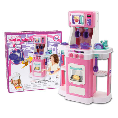 jcpenney.com | 8-pc. Play Kitchen