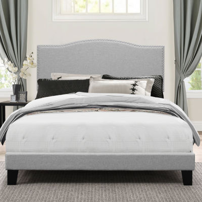 Bedroom Possibilities Blakely Upholstered Bed