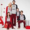 #FAMJAMS Dear Santa Family Pajama Set- Men's