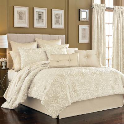 Five Queens Court Maureen 4-pc. Comforter Set