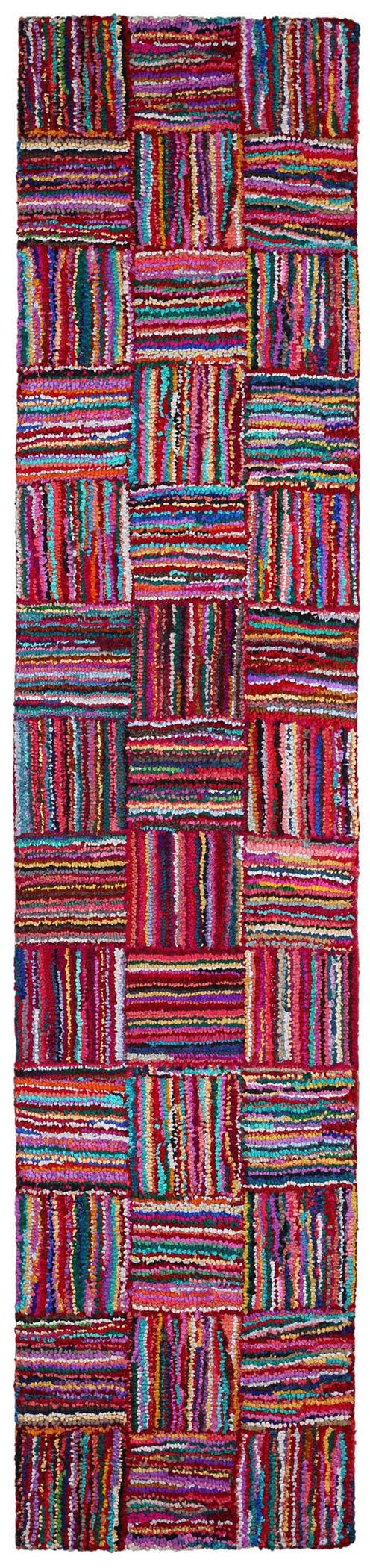 ST. CROIX TRADING Brilliant Ribbon Tiles Rug