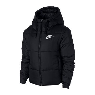 218b59f1e Nike Women's Reversible Heavyweight Puffer Jacket - JCPenney