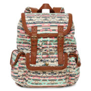 Olsenboye® Tribal-Print Backpack