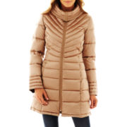 a.n.a® Packable Down 3/4-Length Coat