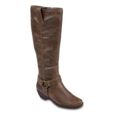 jcpenney.com | A2 by Aerosoles® In An Instint Knee-High Riding Boots
