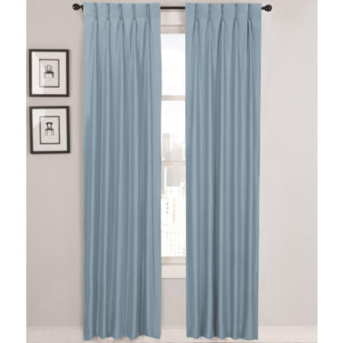jcpenney.com | Supreme Palace Antique Satin Lined Pinch-Pleat Curtain Panels