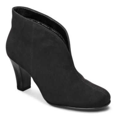 jcpenney.com | A2 by Aerosoles® Gold Role Ankle Boots