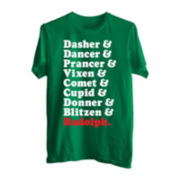 Reindeer Roll Call Tee
